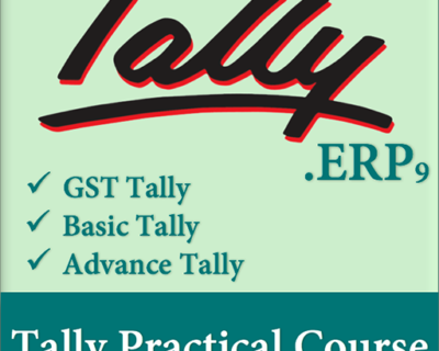 Tally ERP 9 with GST