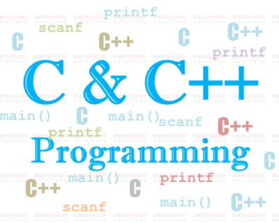 Programming Techniques using C & C++